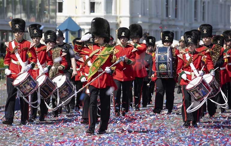 Armed Forces Day Event