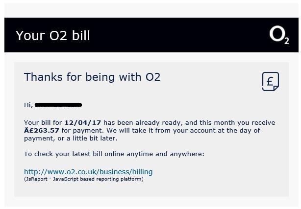 02 scam E-mail