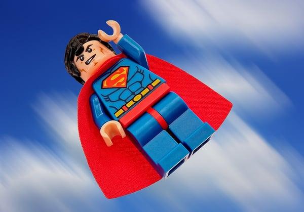Cybersecurity superman