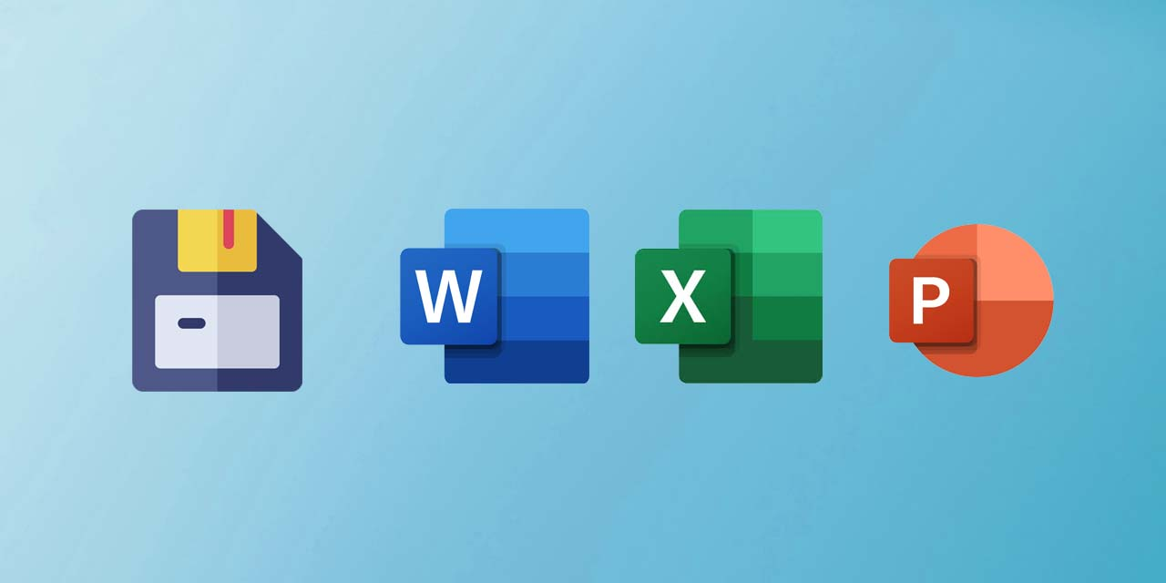 Set up autosave on Microsoft Word, Excel and PowerPoint