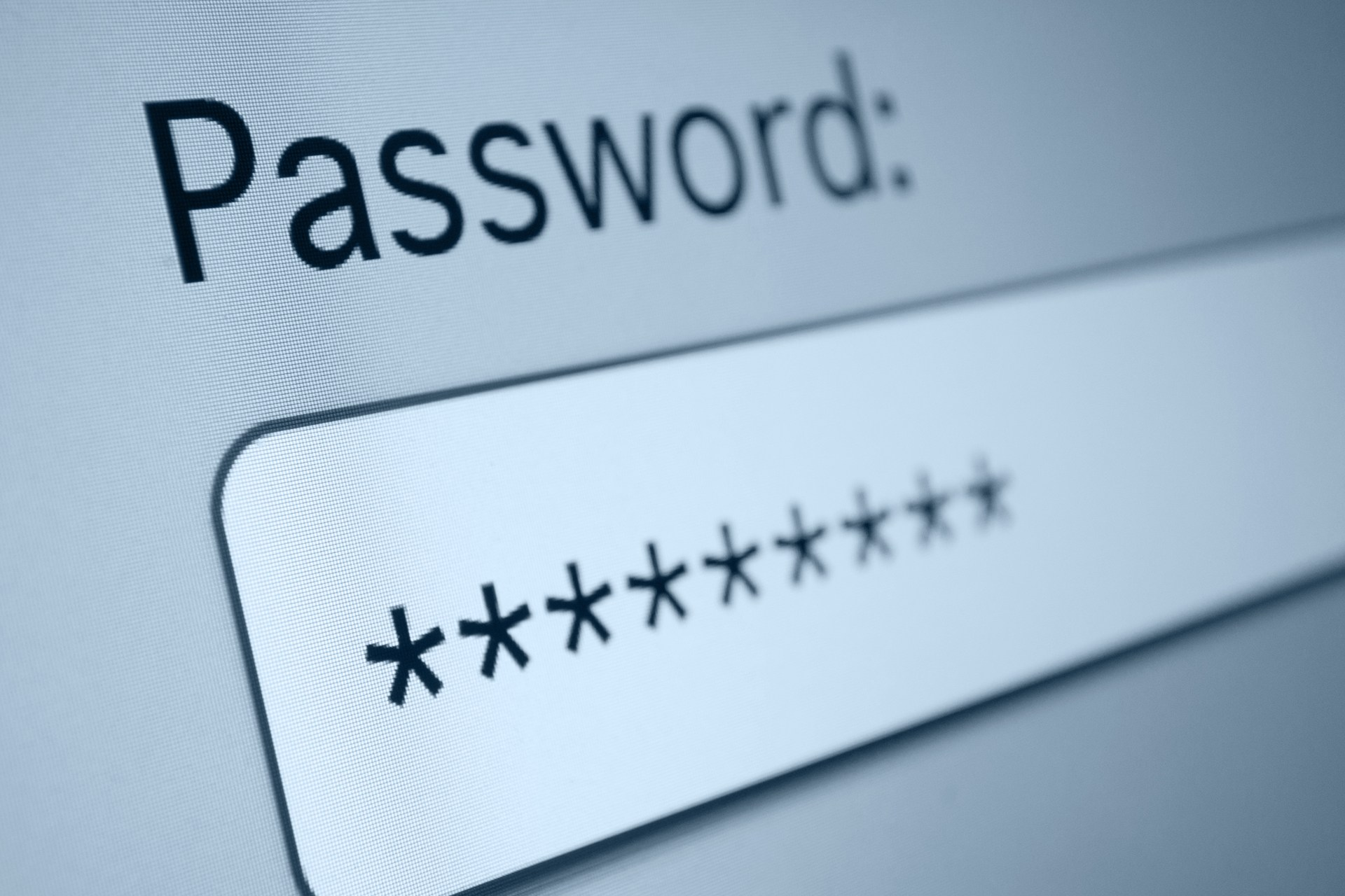 25 most common passwords
