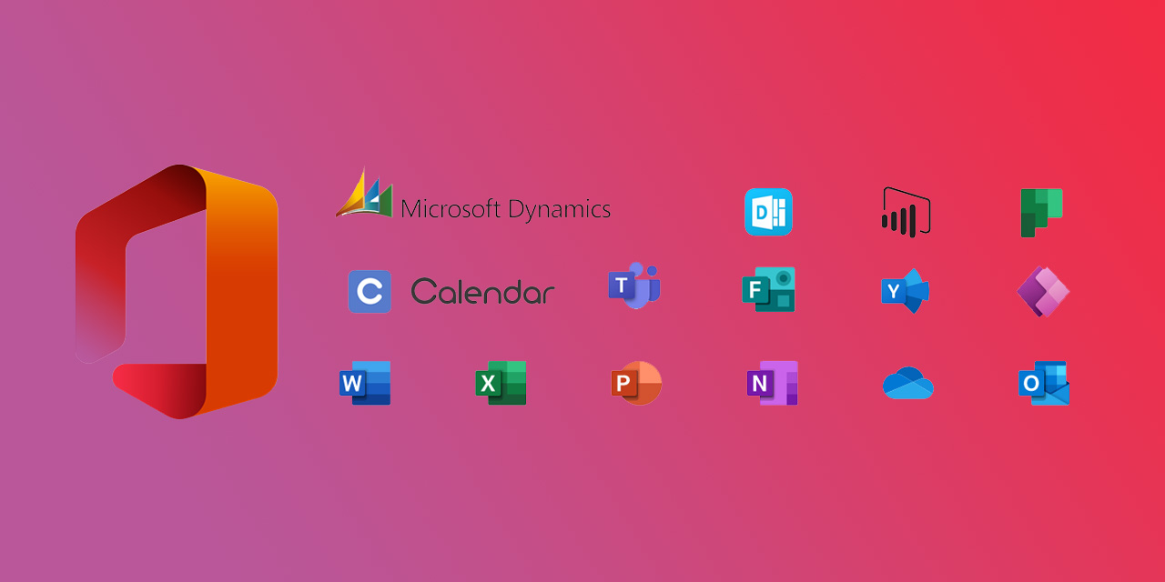 Microsoft Office 365 applications and their uses